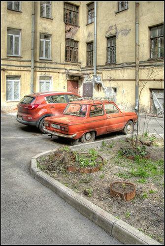 Санкт-Петербург. Май 2013.
