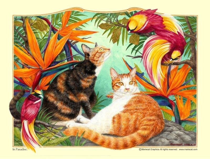 кошки маалайзии и японии