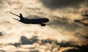 Пассажир самолета, летевшего в Дублин, укусил соседа и умер