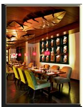 ОАЭ. Дубаи. The Westin Dubai Mina Seyahi Beach Resort & Marina. Spice Emporium Restaurant