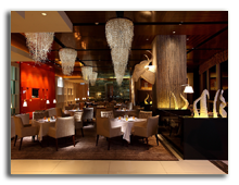 Малайзия. Куала-Лумпур. Mandarin Oriental Kuala Lumpur. Restaurant-Mandarin-Grill