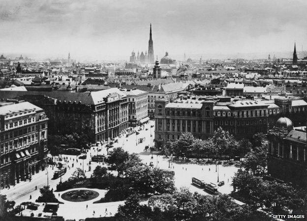 Чем интересна Вена 1913 года?