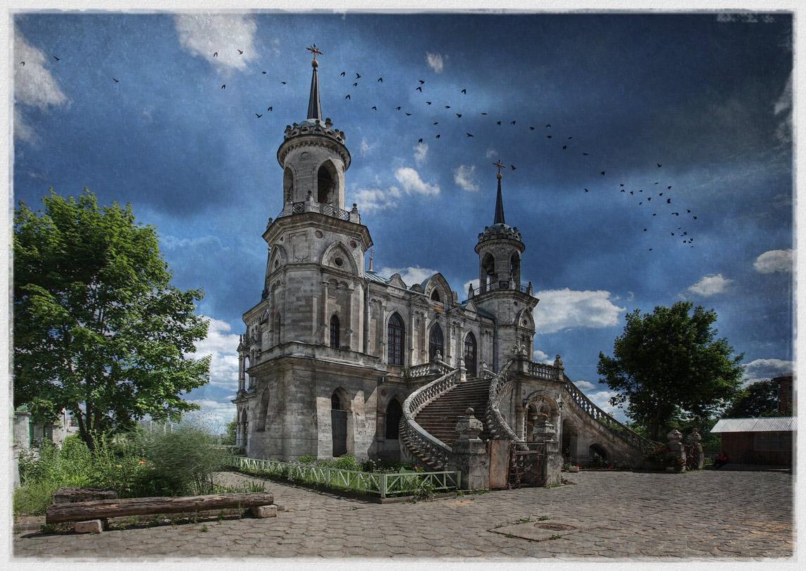 фото россии старинные поместья