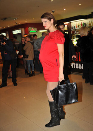 новости отечественного шоу бизнеса: Наталья Лесникова ждёт второго ребёнка