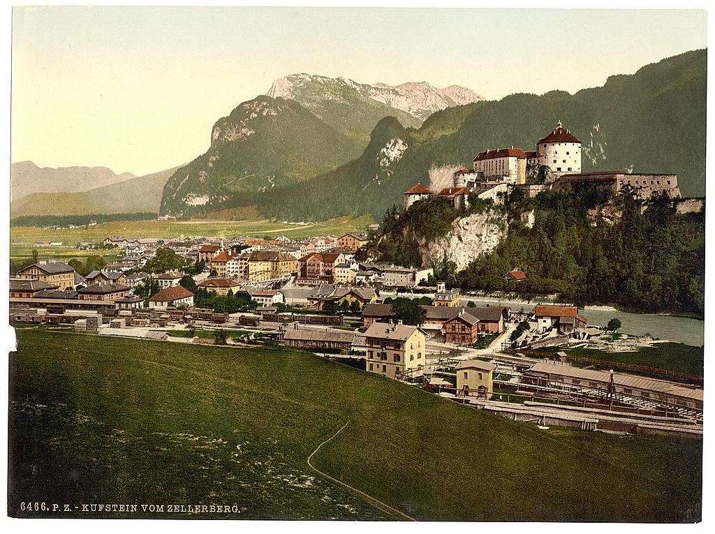 Австрия. Тироль 1890 - 1900 гг 0_80afb_7b7396c0_orig