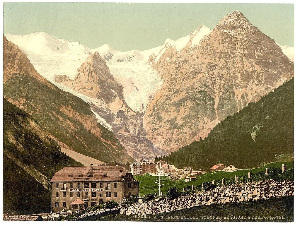 Австрия. Тироль 1890 - 1900 гг 0_80b07_ef2c5840_orig