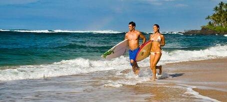 Серфинг, виндсерфинг, кайтсерфинг, туры, Гавайи