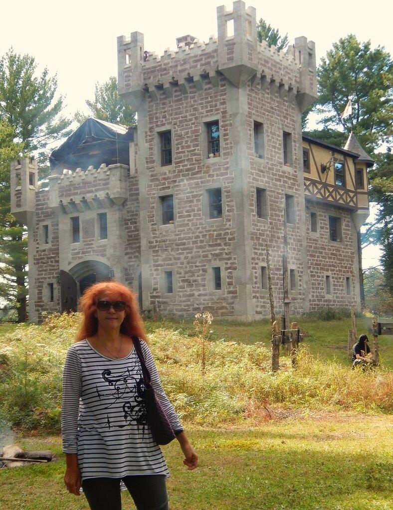 Крепость Келли.