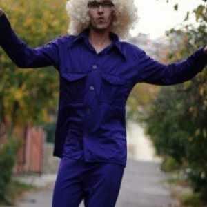 Мужской карнавальный костюм Стиляга