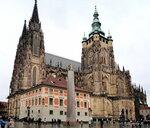 Костел Св. Вита, Пражский Град, Прага, Чехия