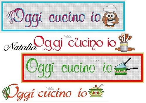 Schema Per Strofinaccio Cucina Oggi Cucino Io обсуждение на