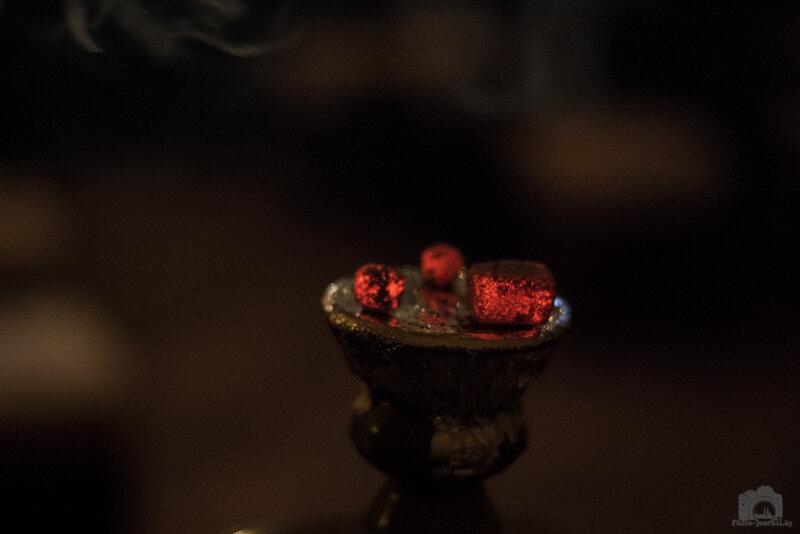 Вокруг дым, или фотожурнал в кальян-баре