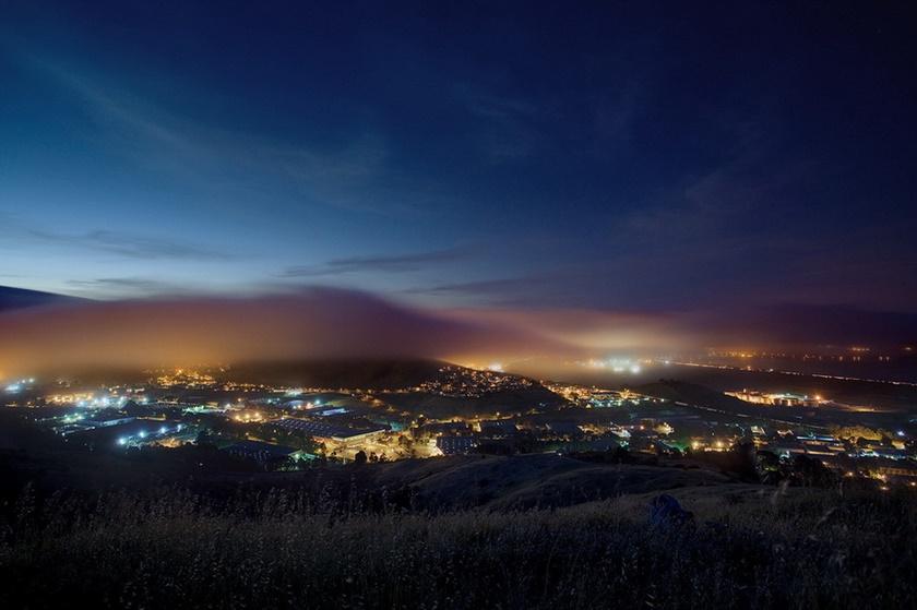Красивые фотографии тумана в Сан Франциско, США 0 14228a 858a6d67 orig