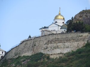 Балаклава, Свято-Георгиевский монастырь