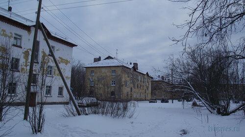 Фото города Инта №2727  Геологическая 5, 3 и 1 31.01.2013_13:09