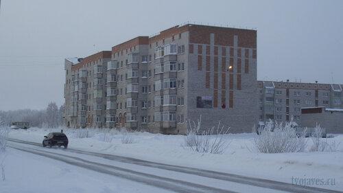 Фото города Инта №3553  Мира 66 и Морозова 16 10.02.2013_12:21
