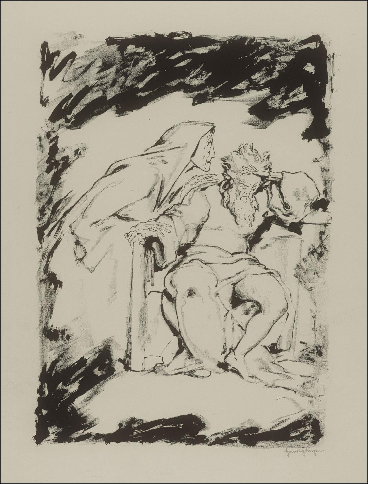 Heinrich Linzen, Faust