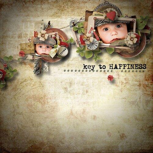 «Key To Happiness»  0_9de01_c3200725_L