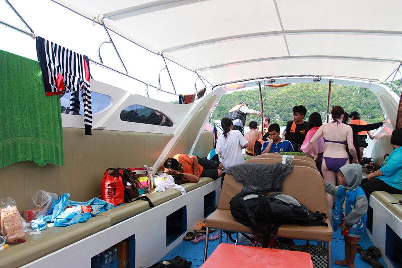 Экскурсия на Пхи-Пхи. Остров Пи-Пи в Тайланде