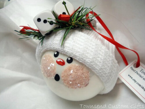 Снеговик5