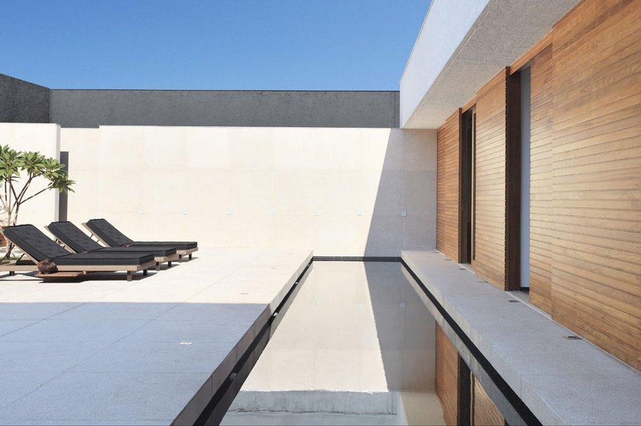 Уютная резиденция от Гильерме Торрес в Бразилии