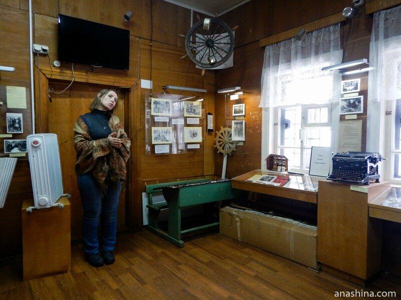 Мемориальная комната А.П.Гайдара, дом-музей Гайдара, Клин