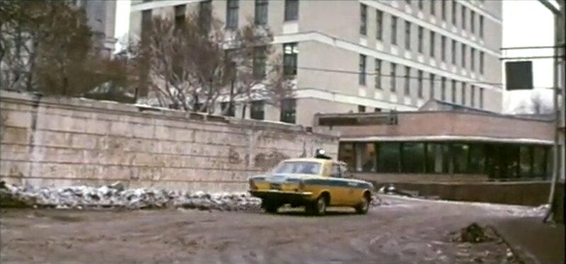 """Кадры из фильма """"Развлечение для старичков"""". 1976. Мосфильм"""