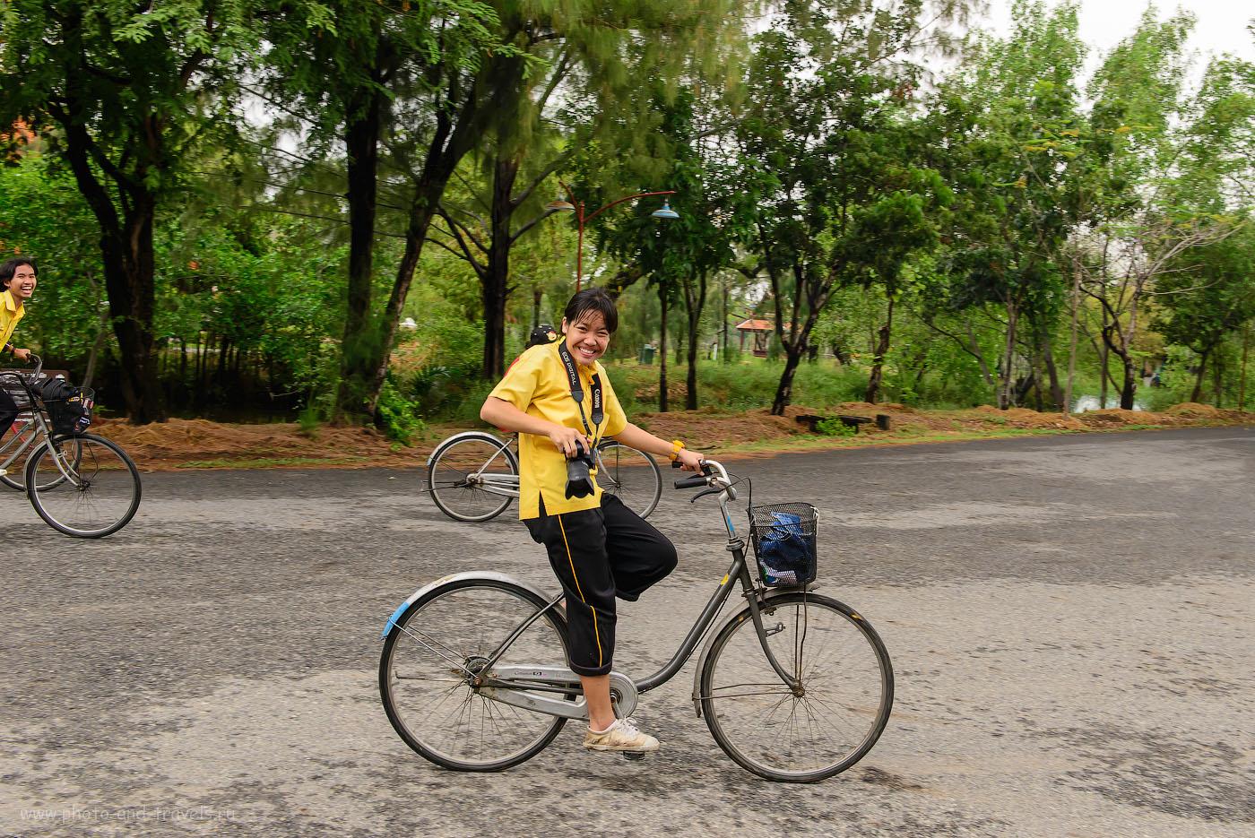 Фото 11. Поход по достопримечательностям Бангкока. Парк Ancient Siam. Заметили, ни одного владельца Никон в Таиланде нет? ;) (1000, 35, 10.0, 1/160)