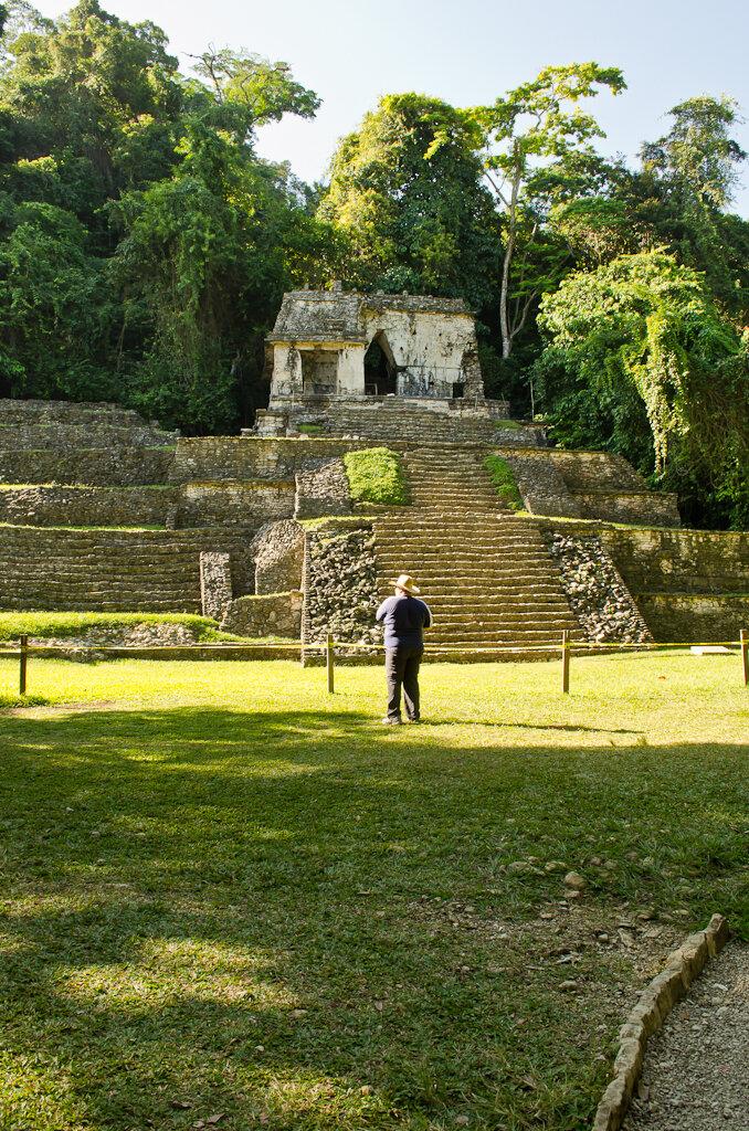 Одинокий турист в Palenque. Отзыв о самостоятельной экскурсии. Туры в Мексику