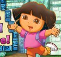 ���� ���� �������� ������ ������ (Games Dora the Explorer)