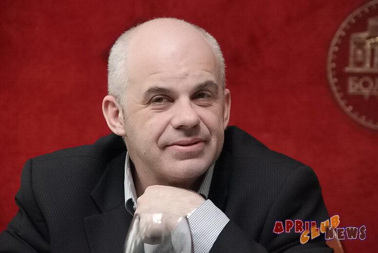 Антон Гетман