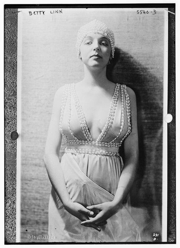 Betty Linn.