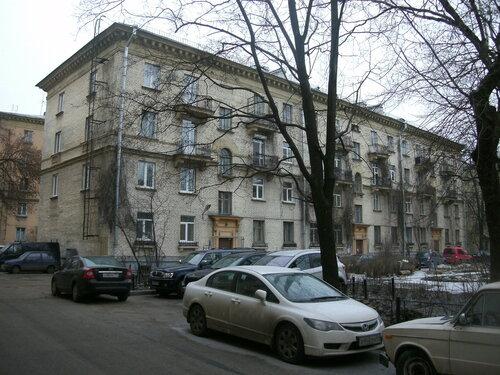 ул. Савушкина 22