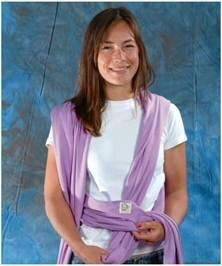Инструкция к слингам-шарфам Moby Wrap