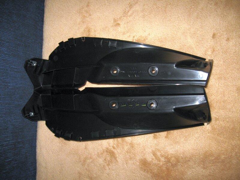 Задние локеры (как должно выглядеть) - Форумы об автомобилях в