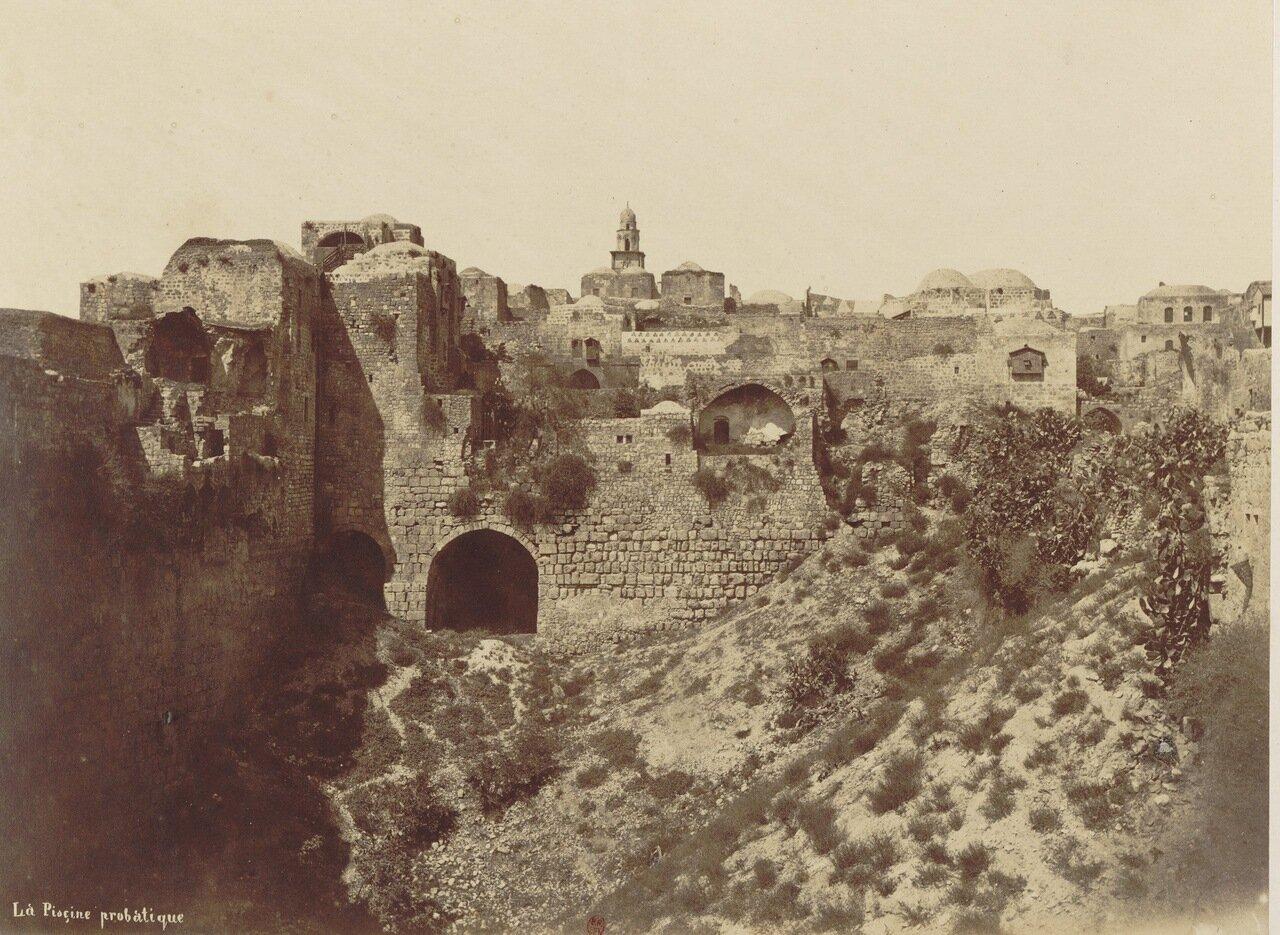 Купальня «Вифезда», Иерусалим