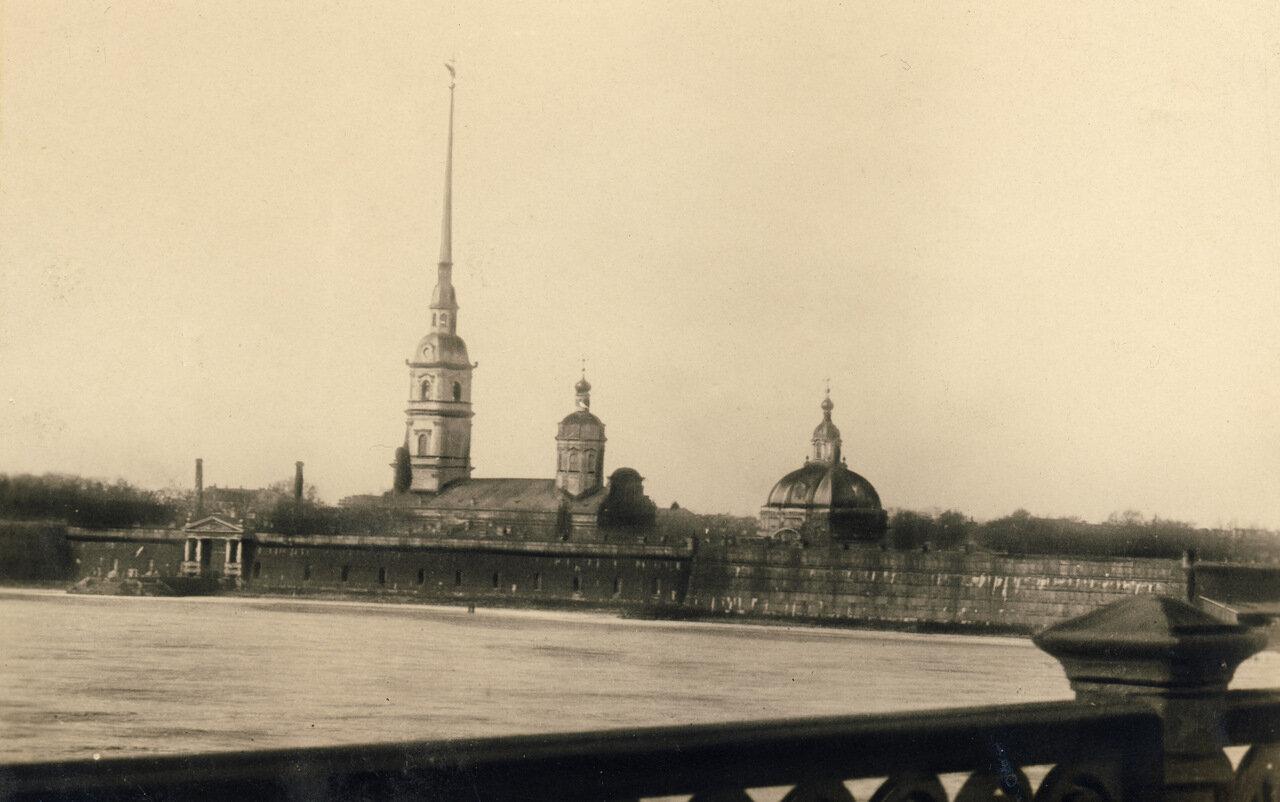 Петропавловская крепость, начало 1930-х.