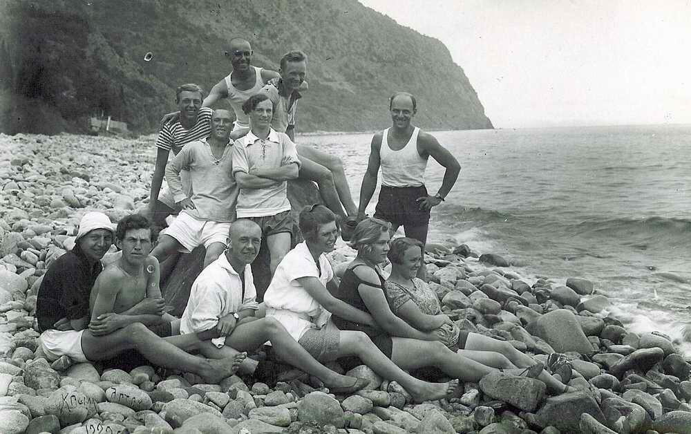 1930-е. Артековские вожатые