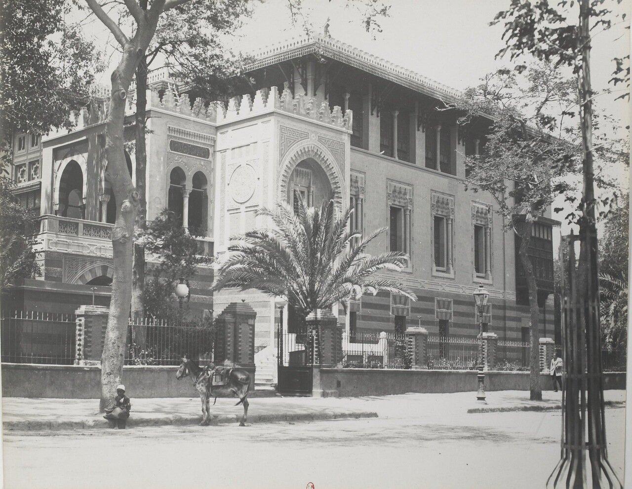 Каир, Посольство Франции