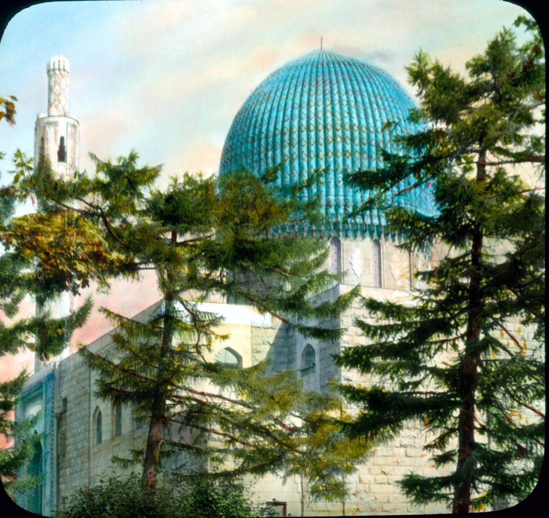 Санкт-Петербург. Купол мечети