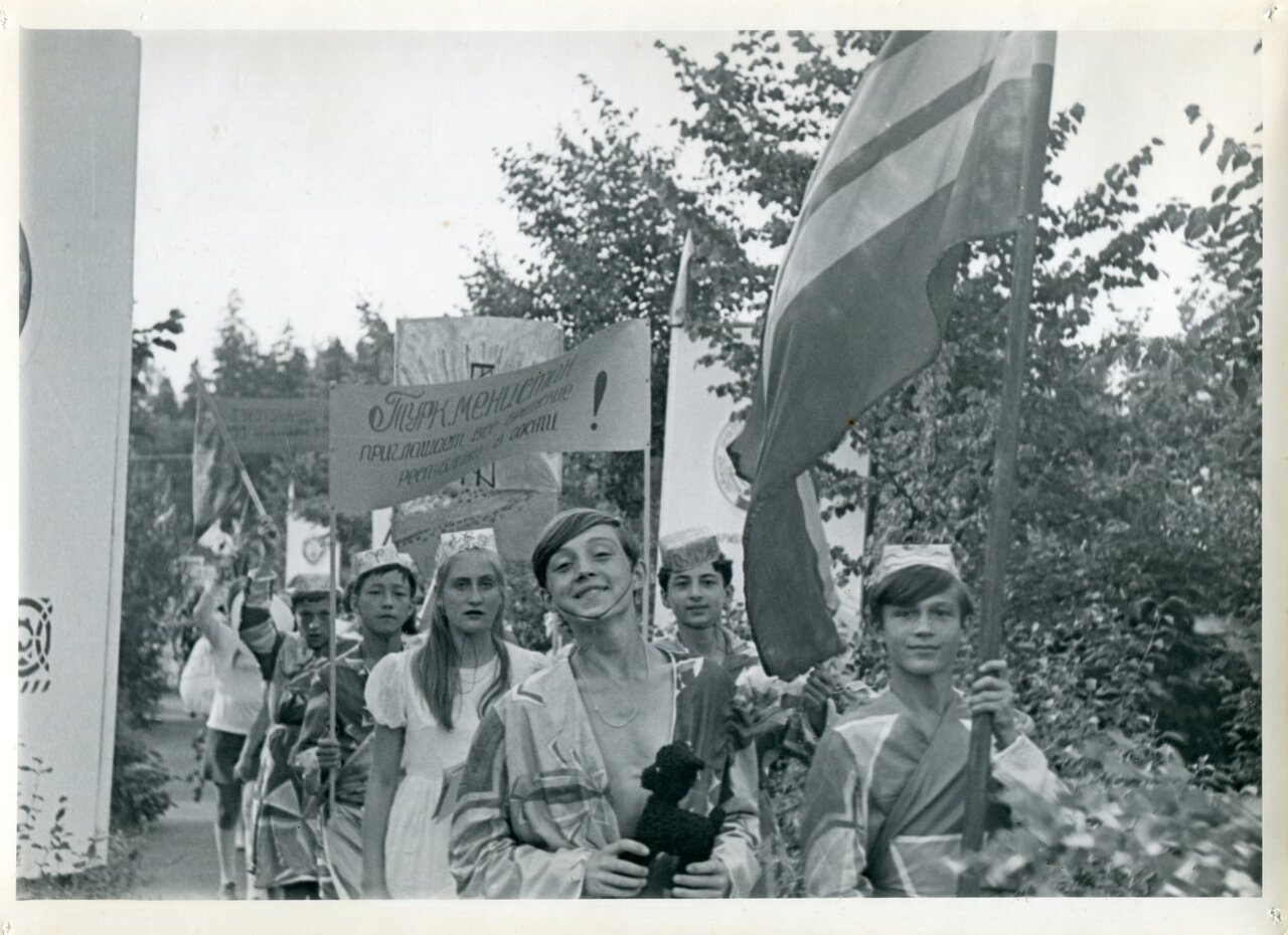 Розги в пионерском лагере 15 фотография