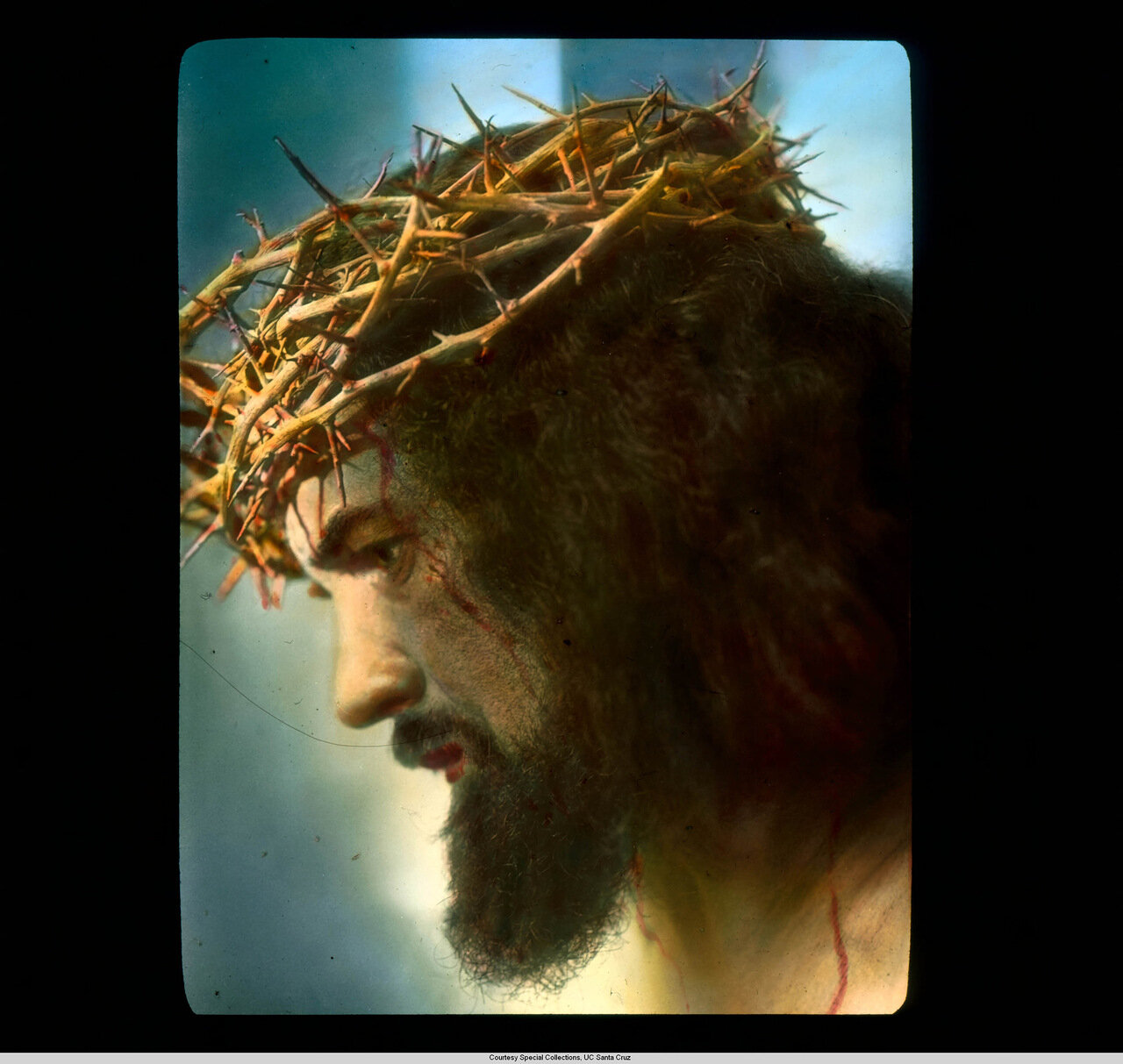 Обераммергау. Страсти Христовы. Терновый венец