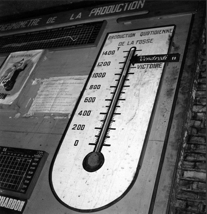 1945. Производственный термометр