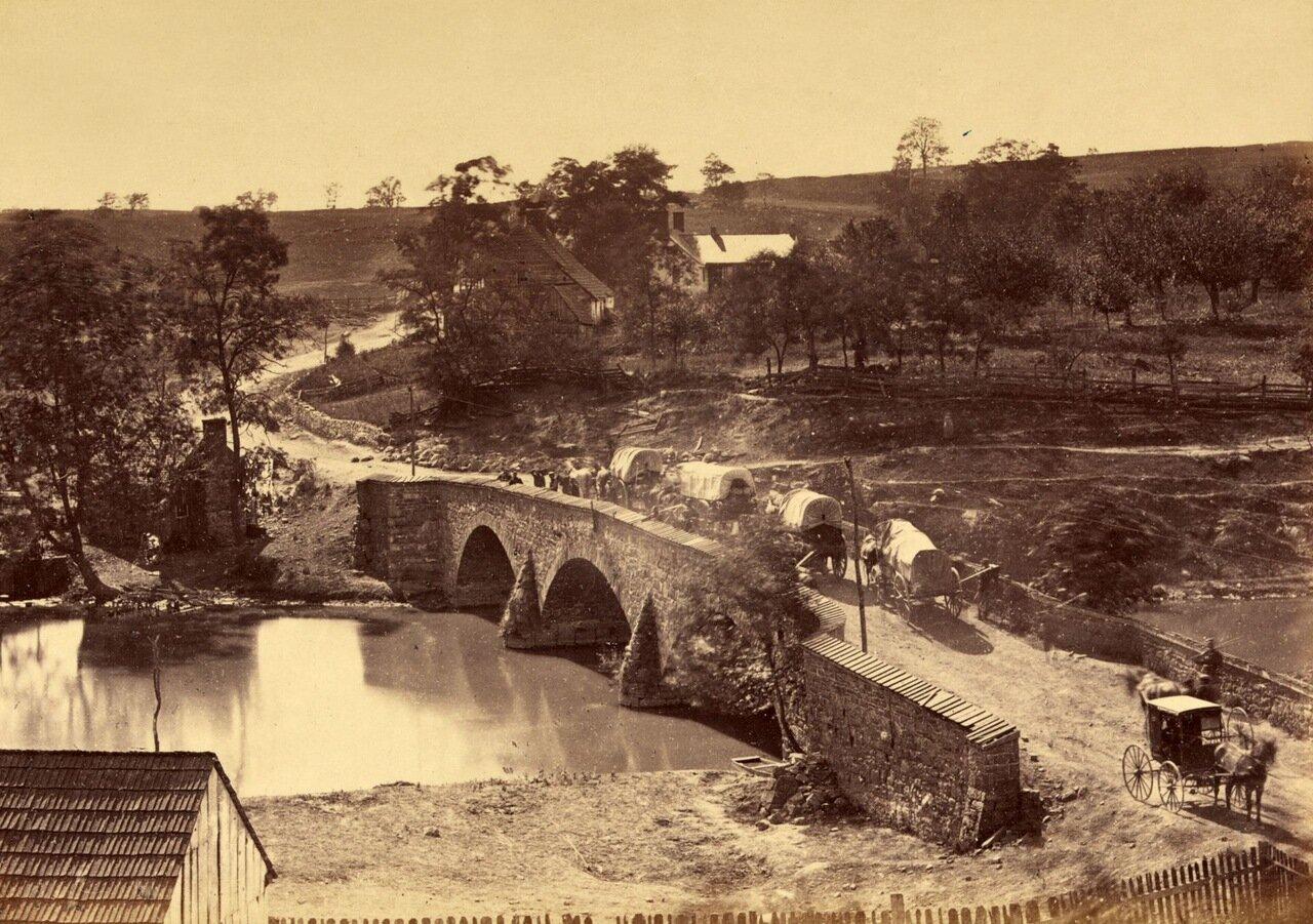 Мост Энтитем, Мэриленд. Декабрь 1862 г.