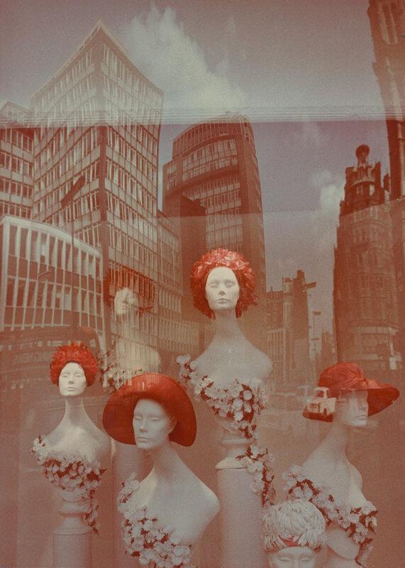 Dmitry Baltermants Show-window. Beginning of 1970s