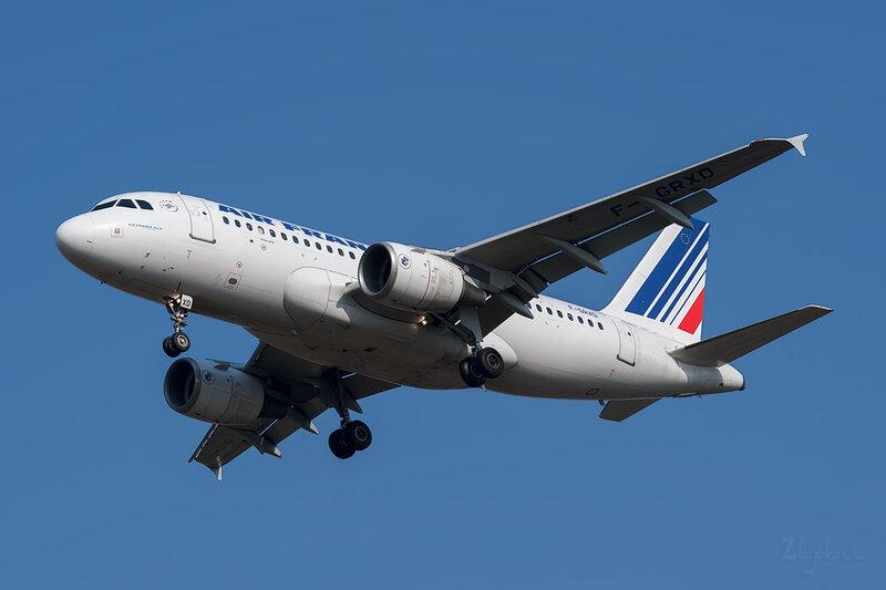 Airbus A319-111 (F-GRXD) Air France DSC6588