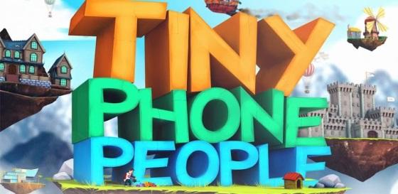 Tiny Phone People (Android живые обои)