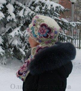 Масагутова Ольга. В провинции тоже вяжут фриформ... 0_79def_237f5051_M