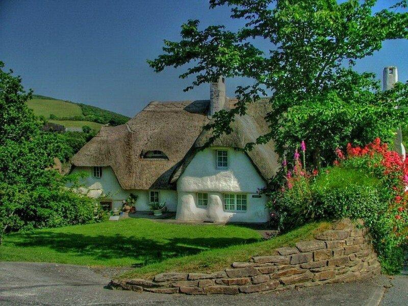 Сказочные домики старой Англии