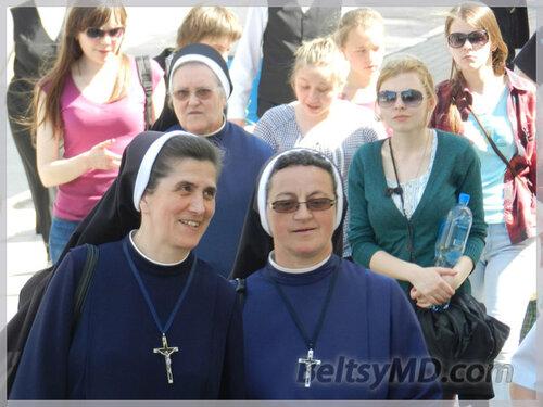 Встреча католической молодёжи прошла в Бельцах